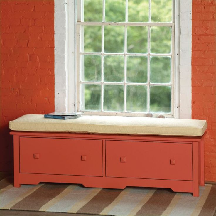 Storage Bench Under Bay Window: 43 Best Images About Benches & Chests By Maine Cottage On