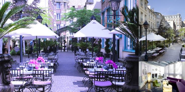 Les Jardins du Marais (Paris 11eme) -