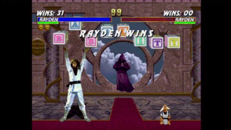 Mortal Kombat Trilogy - All RAIDEN (MK1) Fatalities