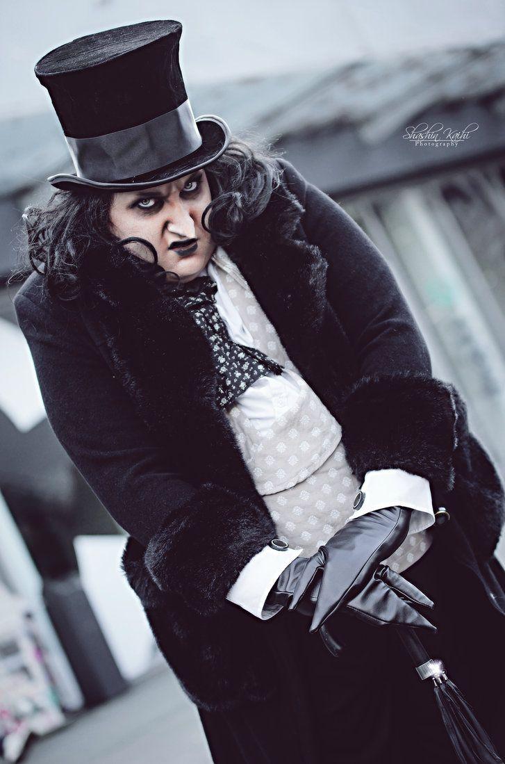 Oswald Cobblepot - Le Pingouin - Batman - Gotham - by ShashinKaihi