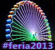 Loquillo + Medina Azahara + Celtas Cortos. Feria 2013
