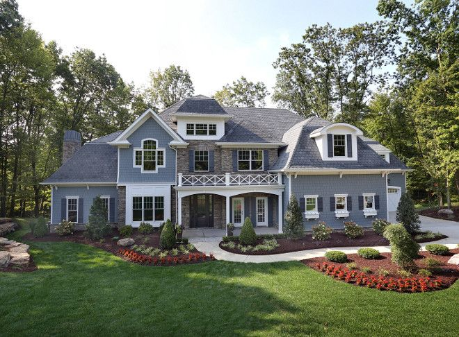 17 best ideas about traditional home exteriors on - Traditional style home exteriors ...
