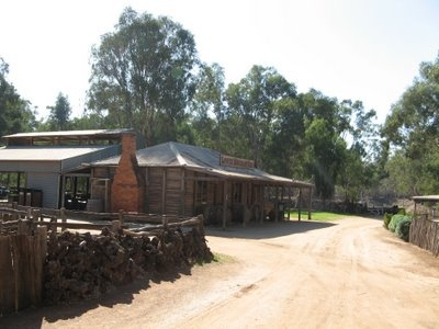 Swan Hill Pioneer Settlement, Victoria
