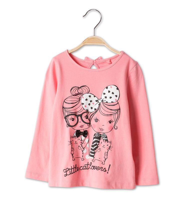 Sklep internetowy C&A | T-shirt, kolor:  jasnoróżowy | Dobra jakość w niskiej cenie
