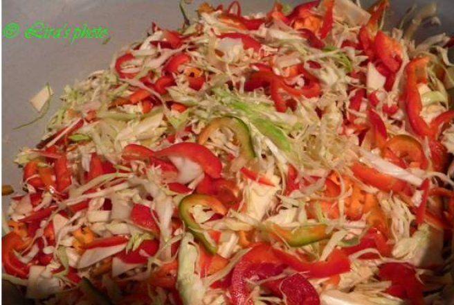 Retete Culinare - Salata asortata de iarna