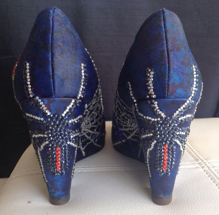 Spiderman Shoes (Custom Order) – Accents of Elegance