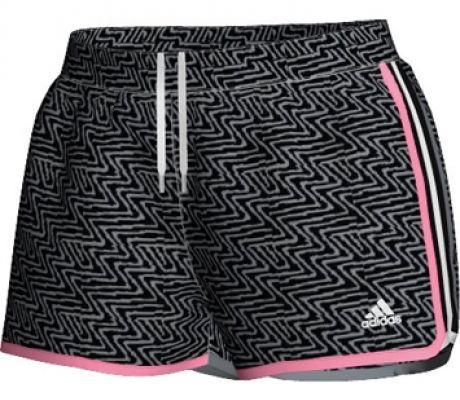 Adidas - Hardloop Dames Active Grete Short - HW12 Hardloopkleding voor vrouwen