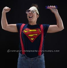 Funny (Non-Sexy) DIY Costume Idea: Sloth from Goonies... This website is the Pinterest of costumes