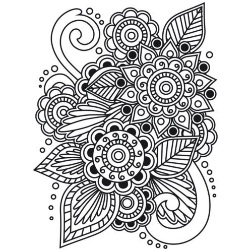 Henna Tattoo Kits Ireland: 203 Best Images About Line Drawing And Printables On