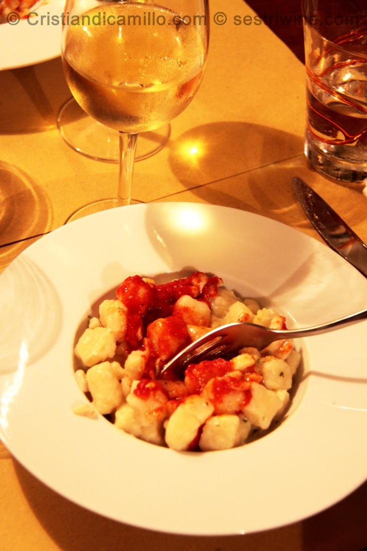 "#photo taken at ""la fiaschetteria"" in #Sestrilevante #Liguria #food"