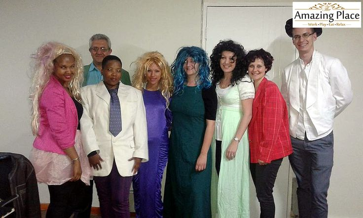 PSG Murder Mystery Team Building Event | The Amazing Place #PSG #MurderMystery #TeamBuilding #Sandton