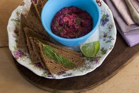 Patê de beterraba com sardinha | Panelinha - Receitas que funcionam