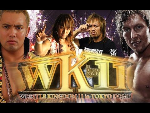 Wrestle Kingdom XI Pre-Show Podcast