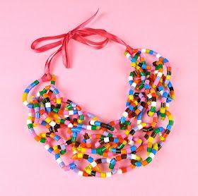 DIY Lovely necklace!