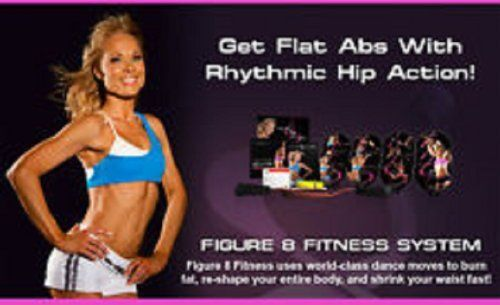 Figure 8 Fitness As Seen On TV Dynamic Core Cardio Training Workout DVD - http://www.exercisejoy.com/figure-8-fitness-as-seen-on-tv-dynamic-core-cardio-training-workout-dvd/cardio-training/