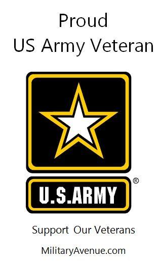 Proud US #Army #Veteran - Facebook.com/MilitaryAvenue