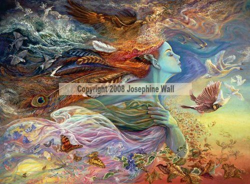 Spirit of Flight Josephine Wall Ceramic Sensations Tile by Add an Accent. Save 8 Off!. $27.49. * Ribbon included for wall hanging. * Full cork backing. * Recessed hooks fold away for countertop use. * 8X10 inches. Spirit of Flight  Josephine Wall Ceramic Sensations Tile. All of the Fairy Tile Art is brighter and better defined on the tile than the Paper Prints and as this image depicts.Ceramic Sensations are 8X10 inch ceramic tiles with a full cork backing and two recessed hangars that ...