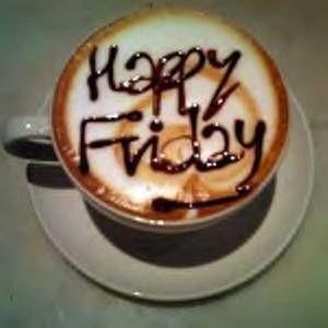 Lorelei's Muse: Happy Good Friday! #latteart