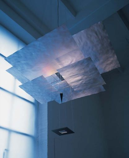17 best images about ingo maurer on pinterest floor for Pescatore luminaire