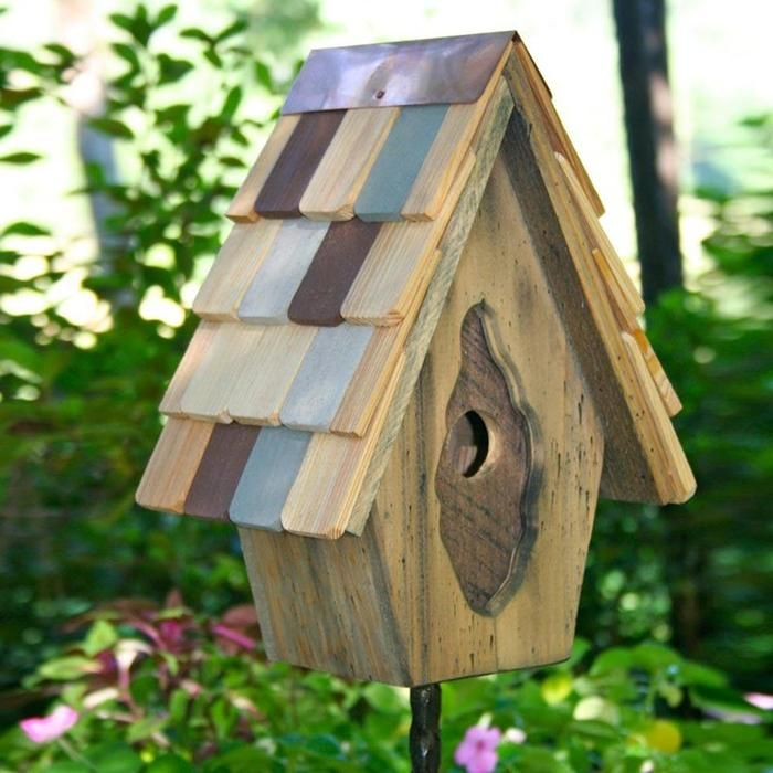Vintage Wren Bird House: Birdhouses Feeders, Craft, Garden Ideas, Yard, Gardens, Bird Houses, Birds Birdhouses Bird Feeders, Vintage Wren