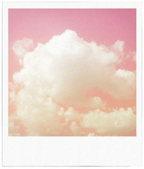pink cloud, pink sky