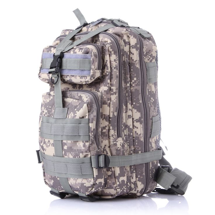 2016 Top Quality  Men Women Army Backpack Casual Waterproof Double Shoulder Bag Camouflage Color Trekking Rucksack Free Shipping #clothing,#shoes,#jewelry,#women,#men,#hats,#watches,#belts,#fashion,#style