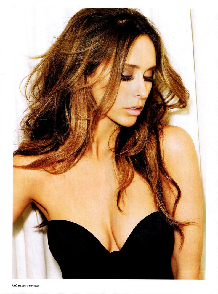 Jennifer Love Hewitt for Maxim Magazine in 2009. Makeup by me. Xo Carol