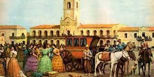 14 – Hasta el definitivo establecimiento del Virreinato del Perú en 1572. La llegada de los españoles y la era colonial significó la introducción de la Iglesia católica y un intenso mestizaje entre españoles, indios y negros trasladados en calidad de esclavos desde África.