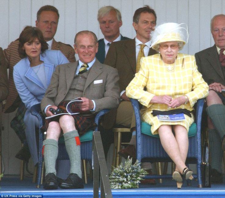 Look that says it all about her views on pushy Blair During her 64 years on the throne, the Queen has dealt with 13 prime ministers, starting with Sir Winston Churchill. She got on well with some, less well with others — and Tony Blair fell firmly into the latter category.