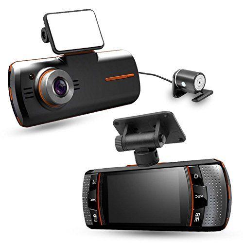 "PowerLead Pdvr P001 High Quality FULL HD 1080P DVR 2.7"" Rear Camera Vehicle DVR with Dual Lens Dashboard Dash Car Separate Recorder G-sensor H.264 Night Vision DVR HDMI Security Camera Advanced Portable Car Camcorder Dashcam - http://www.caraccessoriesonlinemarket.com/powerlead-pdvr-p001-high-quality-full-hd-1080p-dvr-2-7-rear-camera-vehicle-dvr-with-dual-lens-dashboard-dash-car-separate-recorder-g-sensor-h-264-night-vision-dvr-hdmi-security-camera-advanced/  #1080P, #Adv"