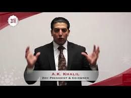 A.K. Khalil, Zrii President. Want to earn residual income in Australia? At VERVE LIFE we will help you with training, community assistance and generate leads! Contact us on info@vervelife.com.au or visit www.vervelife.com.au for more information.