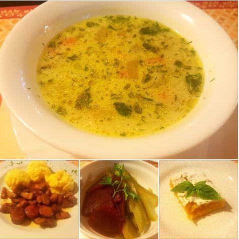 Restaurant Casa Iosefin Timisoara: Meniu Zilei 24.10