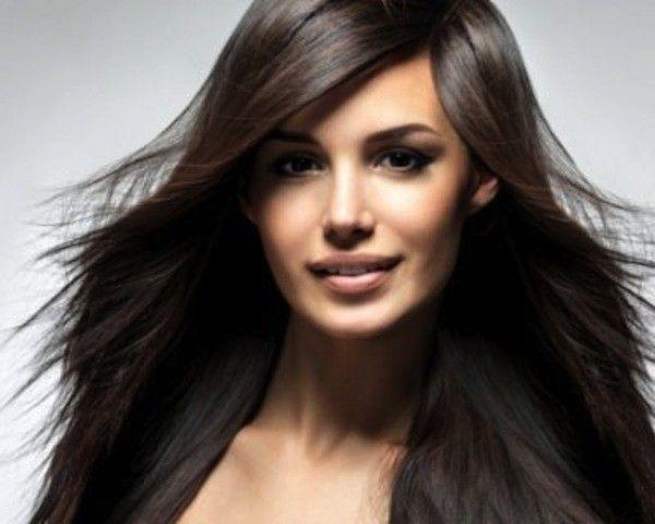 Sfoltire i capelli lunghi