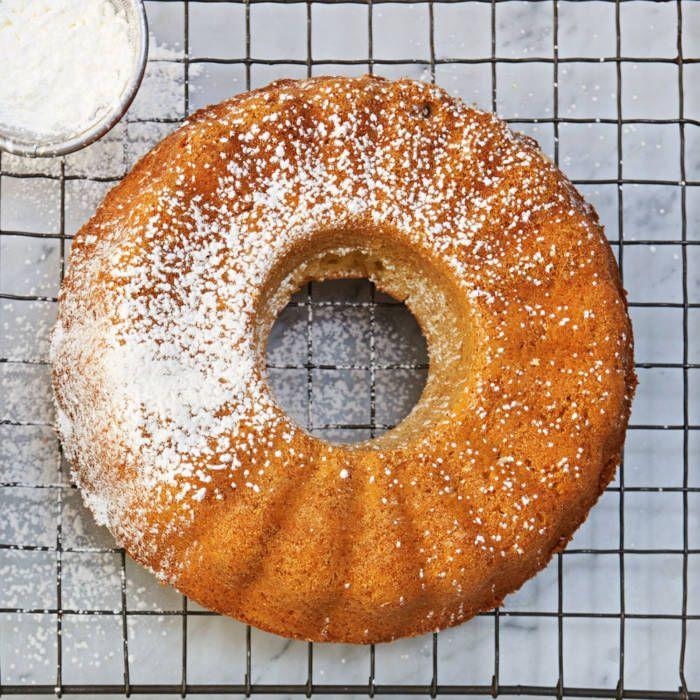 Sockerkaka – saftigt och gott recept