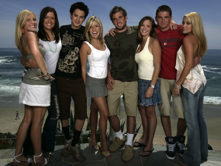 Why Laguna Beach Was The Best MTV Reality Show