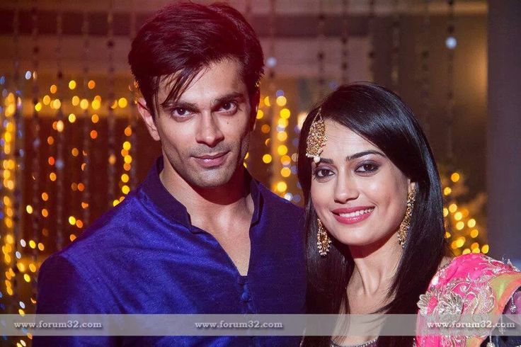 Asad and Zoya from Qubool Hai