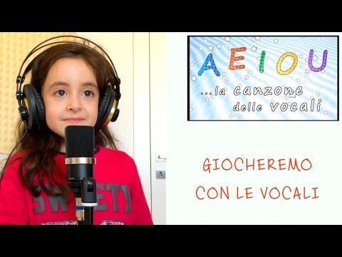 AEIOU - La canzone delle vocali AEIOU - Canzoni per bambini - Baby cartoons - Ba...