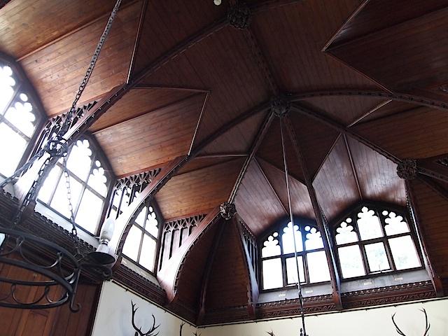 The Billiard Room - Tyntesfield - Wraxall - Somerset - England