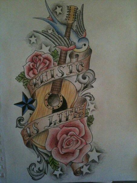 A piece I drew for my boyfriend ^_^