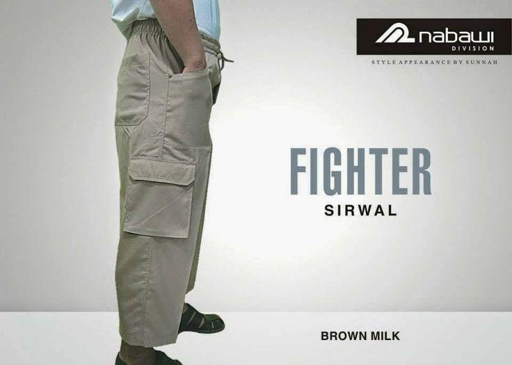 Yaa Akhi: Fighter-Brown