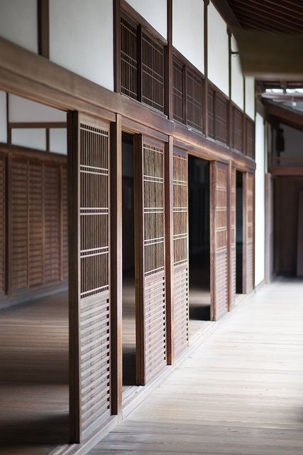 kyoto slow time / ippei + janine / flickr Have always admired Japanese architecture and design.