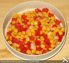 Paprika - Maissalat