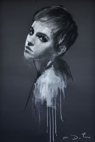 EMMA WATSON is the star of a new exhibition by one of her favourite artists, Mark Demsteader. In this exclusive interview, the actress tells us how it compared to her Vogue cover shoot - and about the charity the sale will benefit.