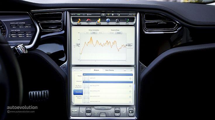 2014 #TESLA Model S #review http://www.autoevolution.com/reviews/tesla-model-s-review-2014.html