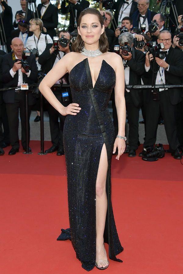 Marion Cotillard Cannes 2017, Марион Котийяр Каннский кинофестиваль 2017