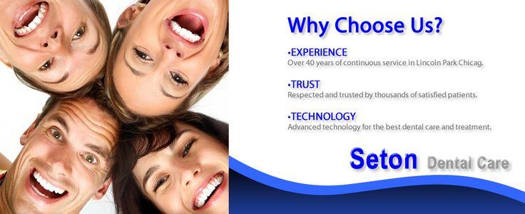 Seton Dental Care Lincoln Park Chicago Dentists