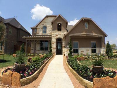 Ryland homes payton model