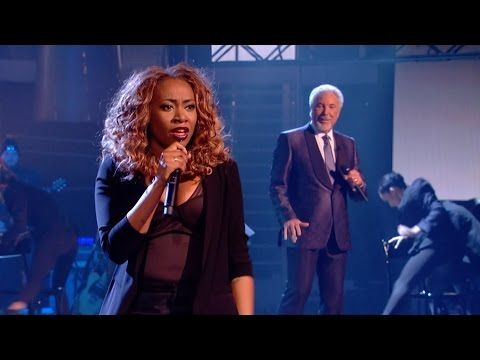 Sir Tom Jones and Sasha Simone perform Chain of Fools - The Voice UK 2015: The Live Final - BBC - YouTube