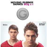 Wish | Japan Gatsby Moving Rubber Hair Wax Men Styling Matte Salon Hairs Style Care 80g