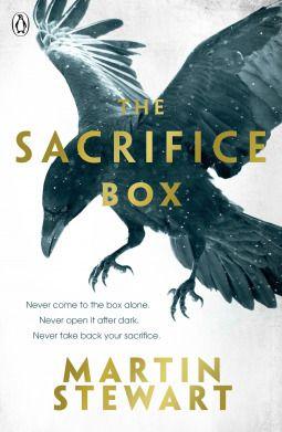 The Sacrifice Box by Martin  Stewart – Tween Scares!